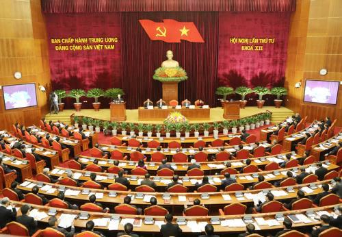 ảnh nghị quyết 4 của đảng